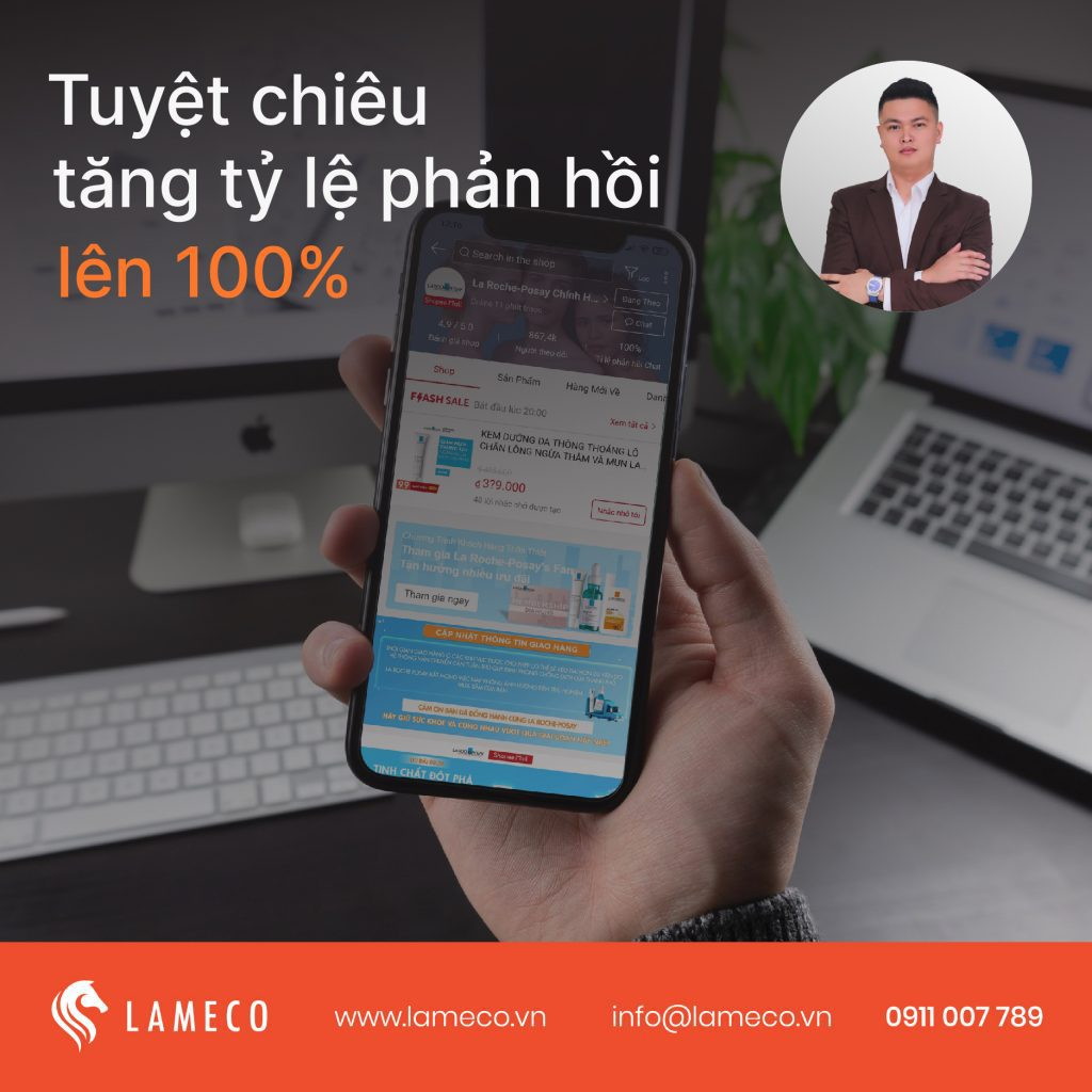 Lameco tang ty le phan hoi chat
